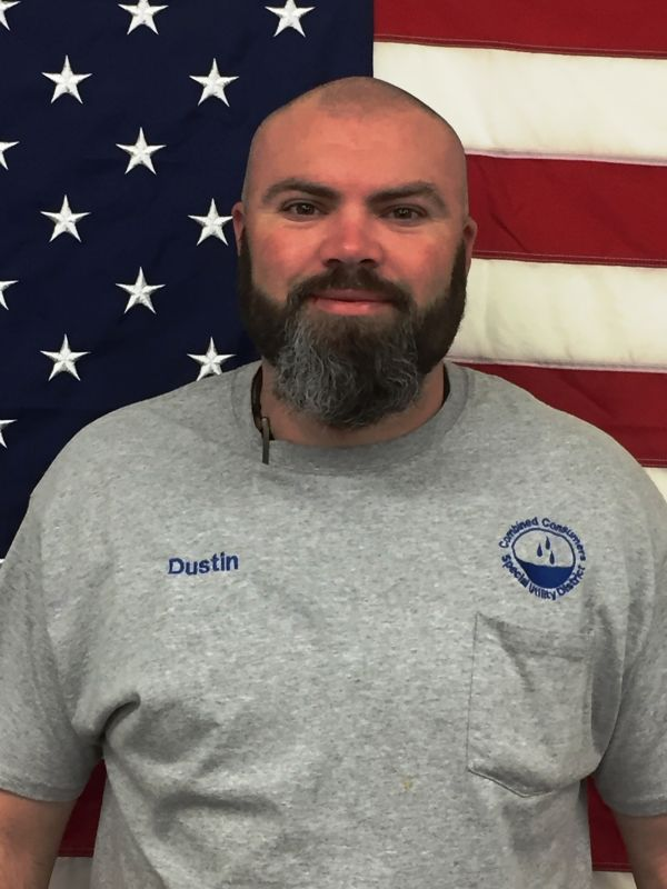 Dustin Haywood - Treatment Plant Supervisor